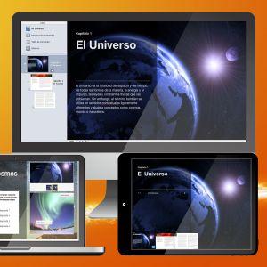 Publicaciones Multi-Touch