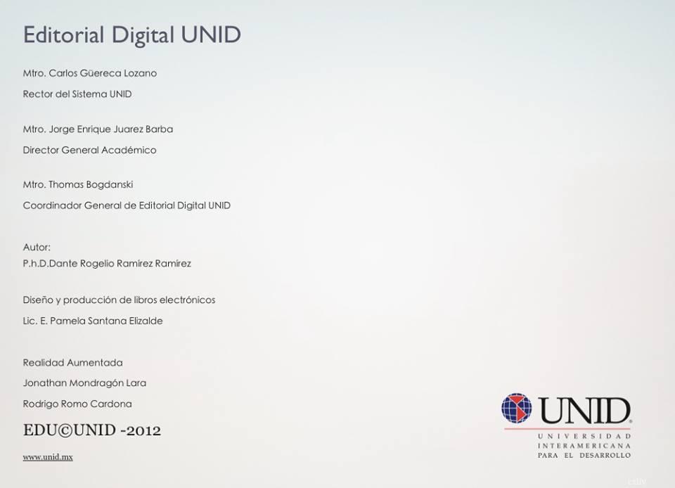 Editorial UNID