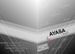 Catálogo Ayasa