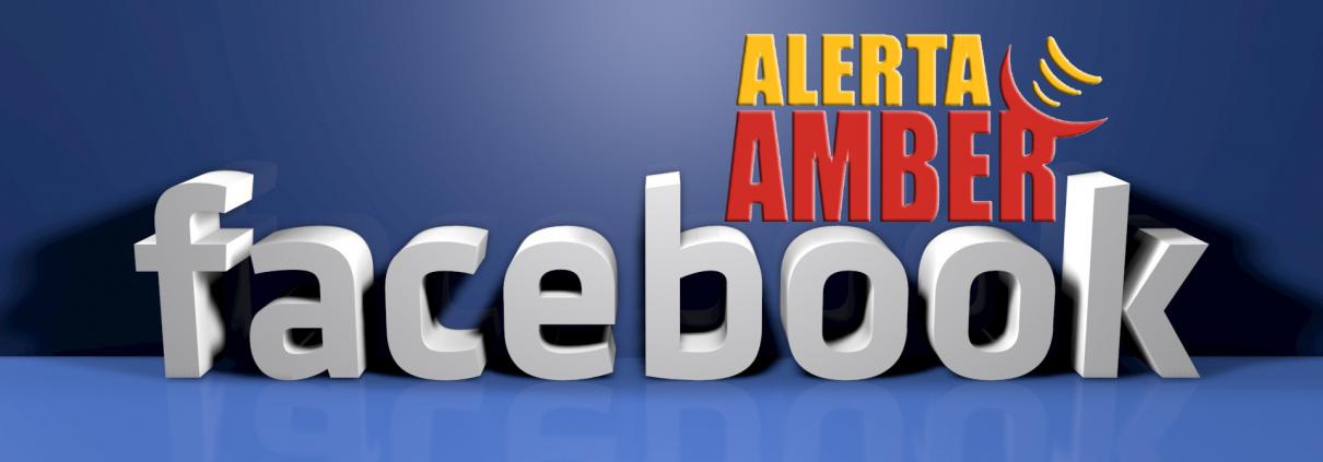 Facebook Alerta Amber