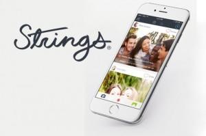 App de mensajería Strings